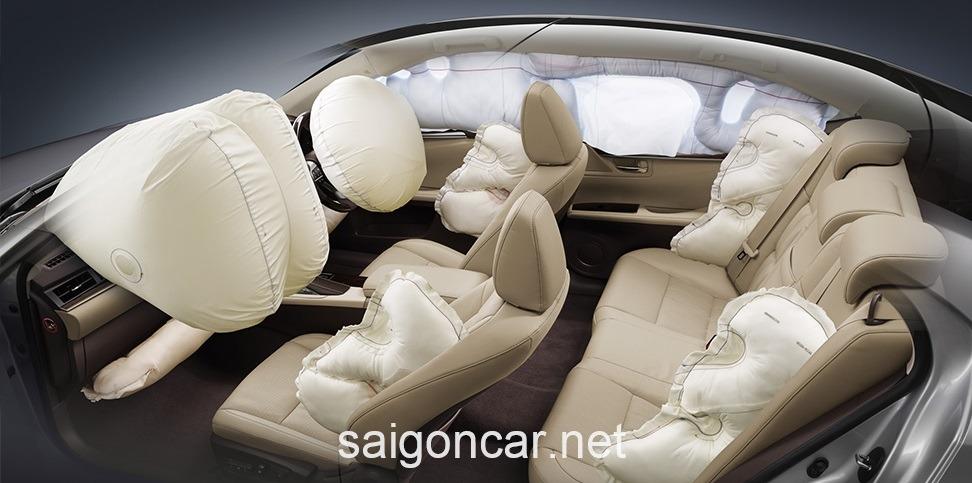 Lexus ES 250 Tui Khi
