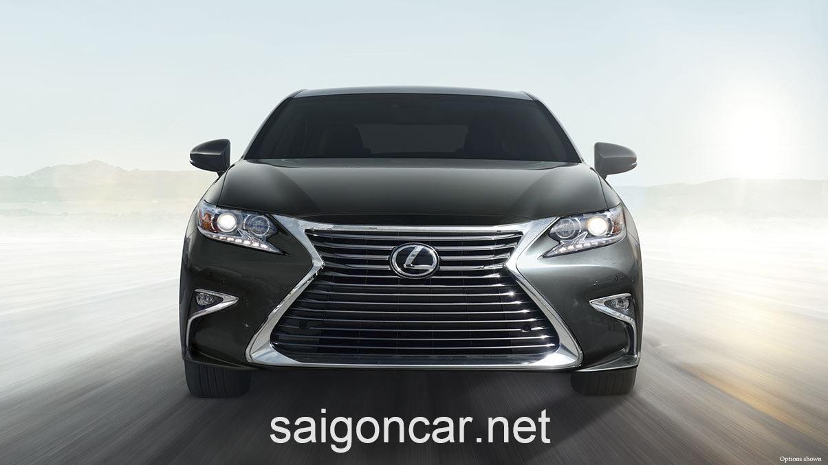 Lexus ES 350 Dau Xe