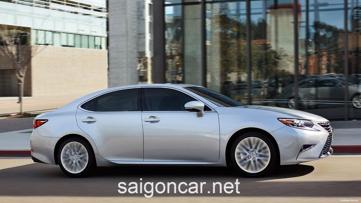 Lexus ES 350 Hong Trang