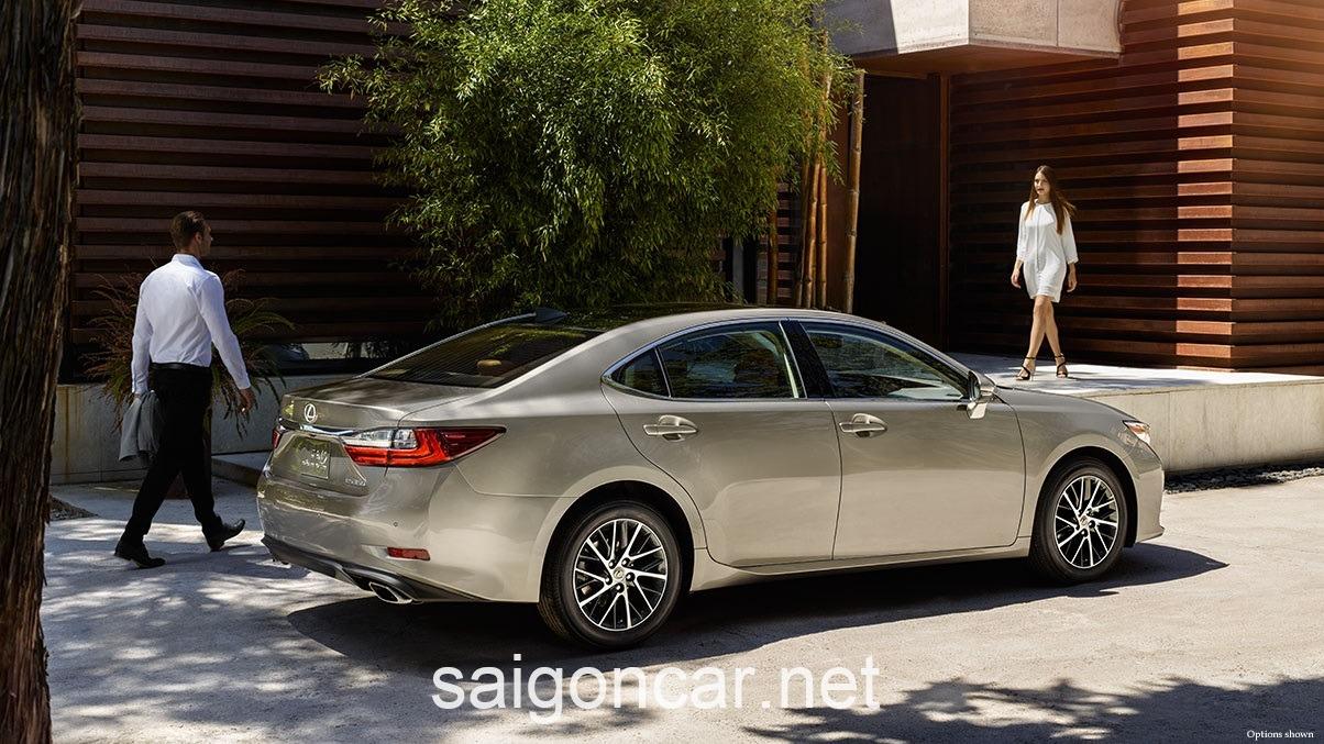 Lexus ES 350 Hong Xe