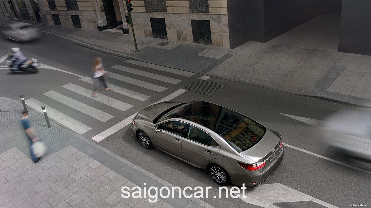 Lexus ES 350 Noc Xe