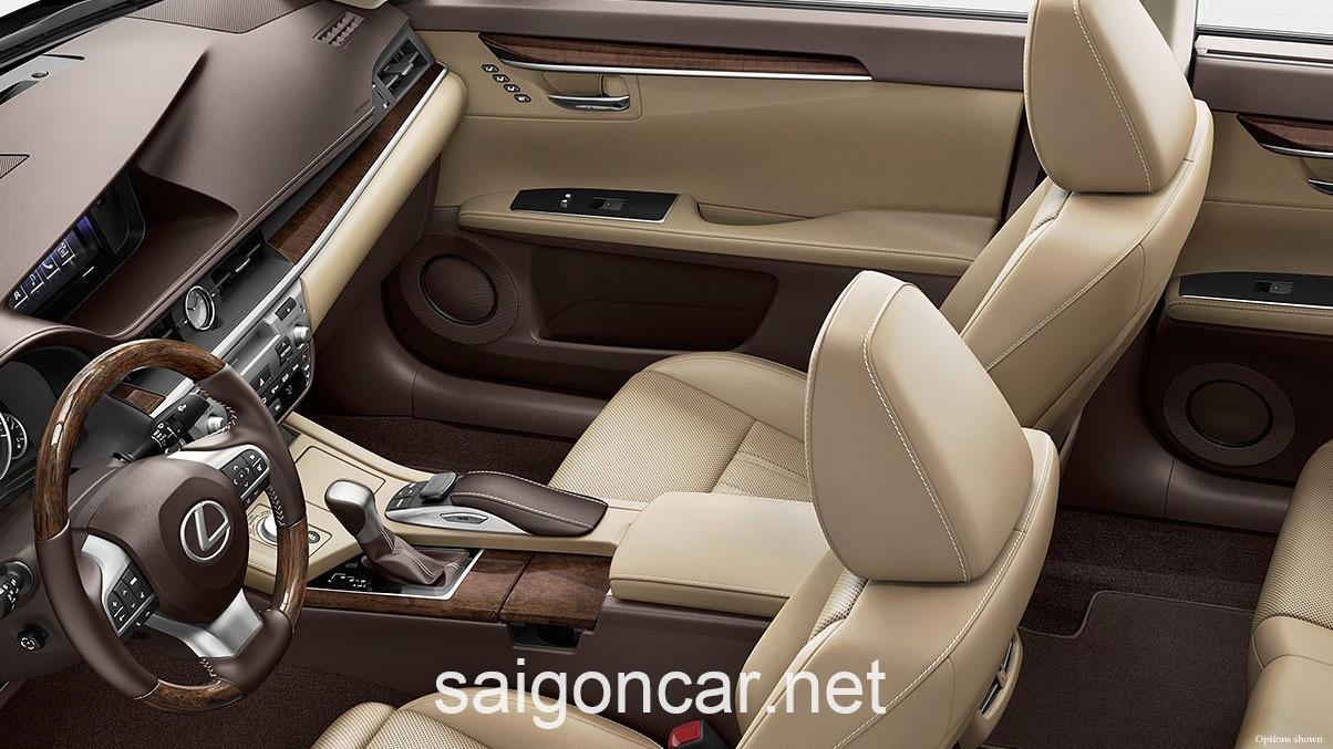 Lexus ES 350 Noi That 2
