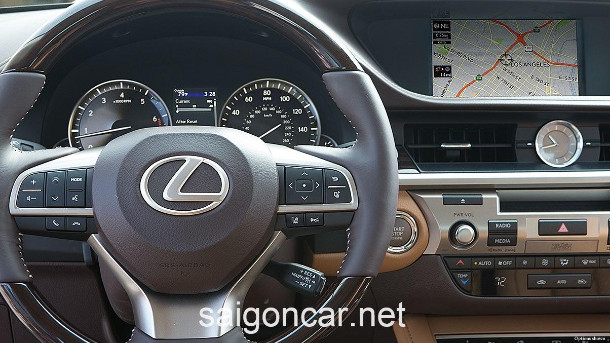 Lexus ES 350 Tap Lo 2