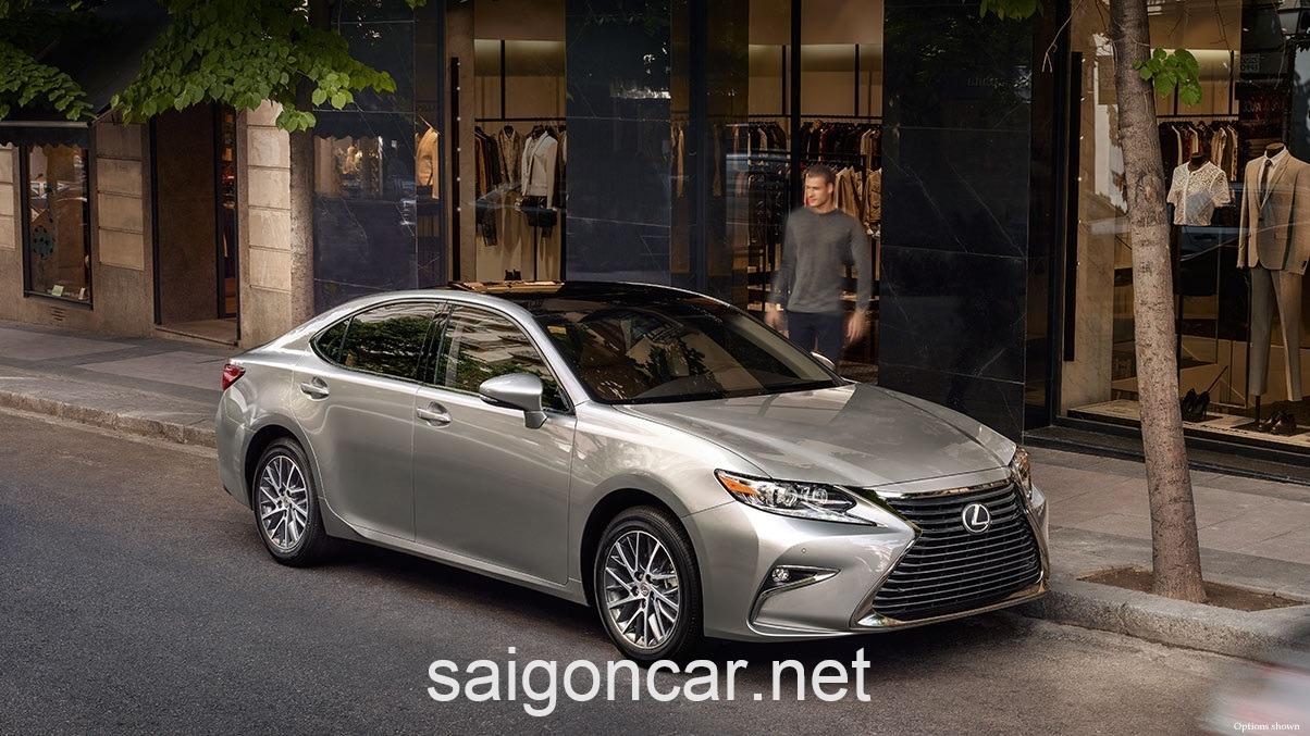 Lexus ES 350 Tong Quan 2