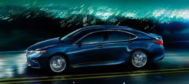 Lexus ES 350 Tong Quan