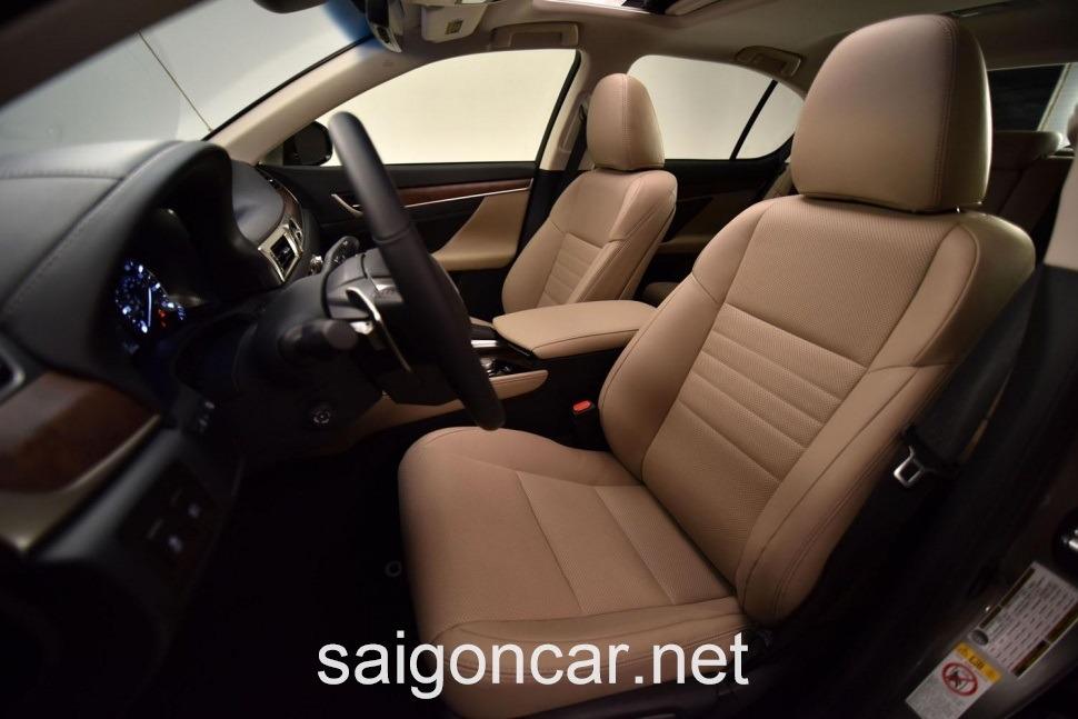 Lexus GS 200T Hang Ghe