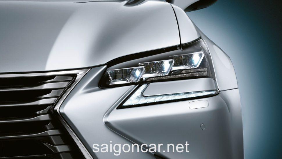 exus GS 200T Xi Nhan Truoc