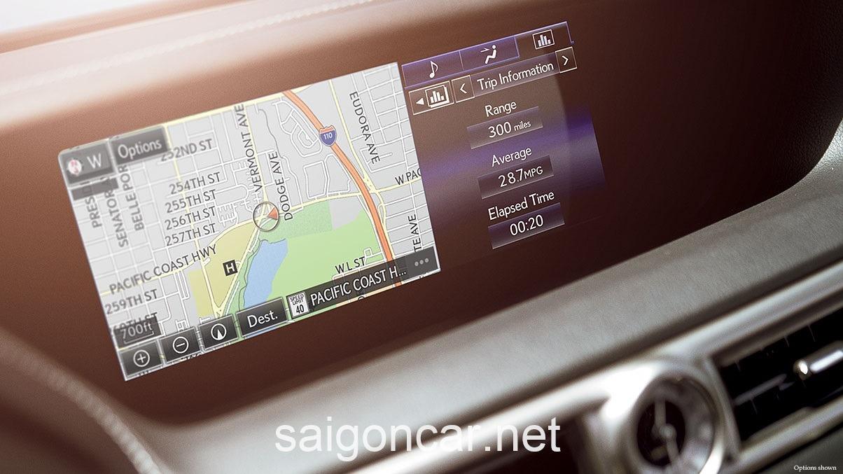 Lexus GS 350 Dau DVD