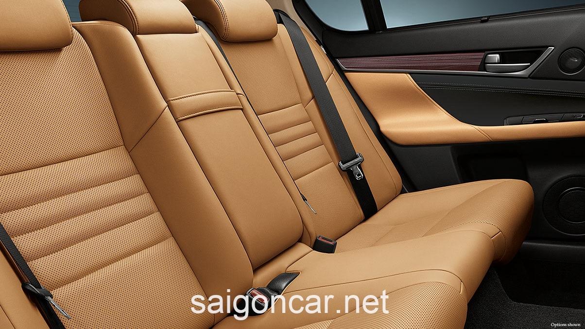 Lexus GS 350 Ghe Da