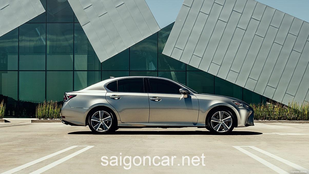 Lexus GS 350 Hong Xe