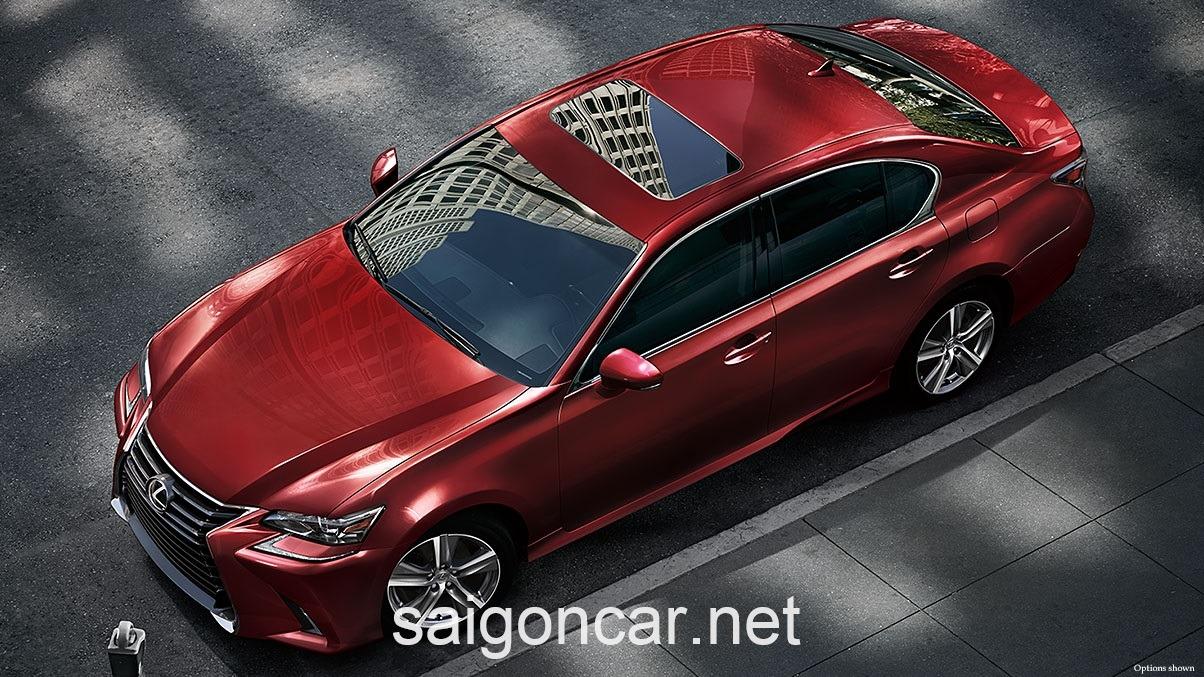 Lexus GS 350 Noc Xe