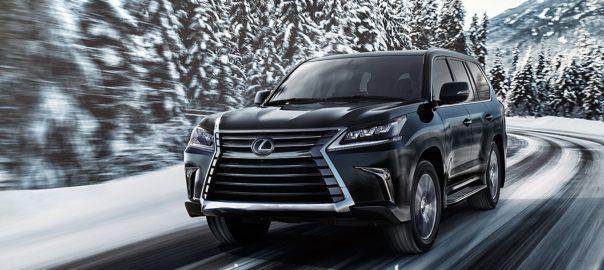 Lexus LX 570 Tong Quan