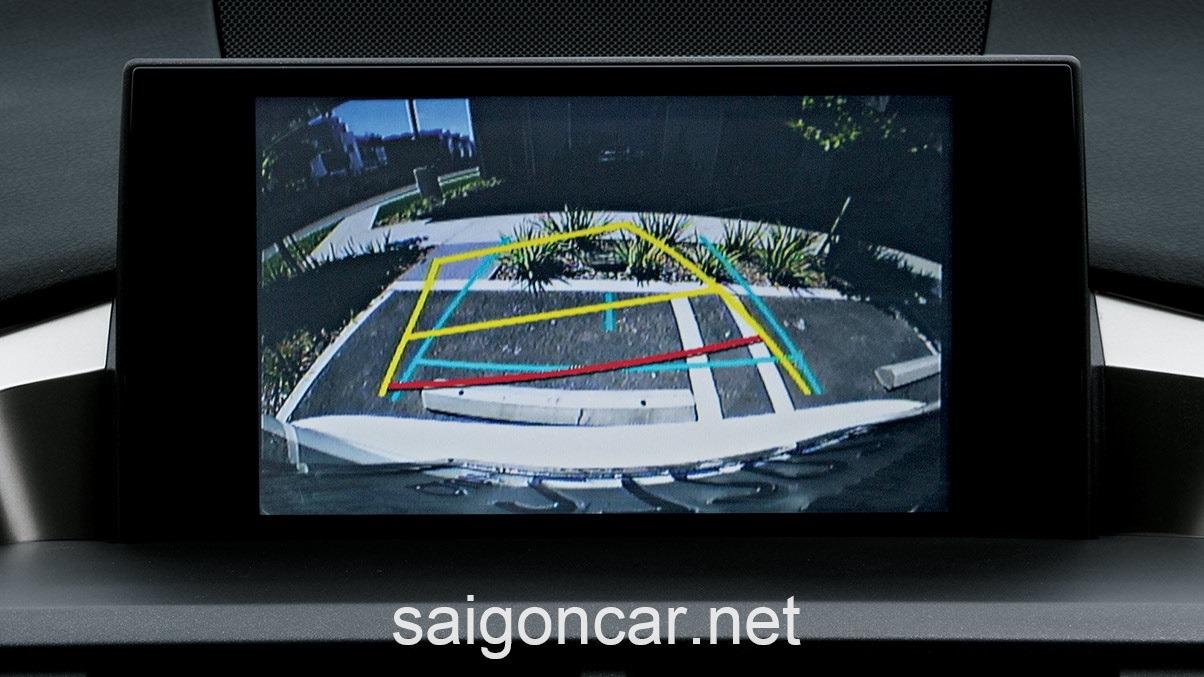 Lexus NX300H Camera Lui