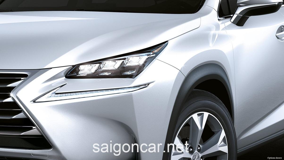 Lexus NX300H Xi Nhan