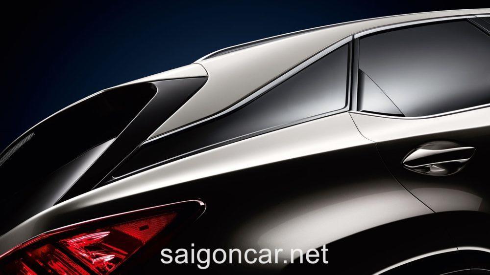 Lexus RX 200T Den Led Hau