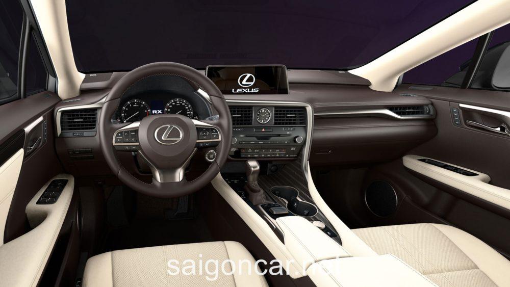 Lexus RX 200T Noi That 2