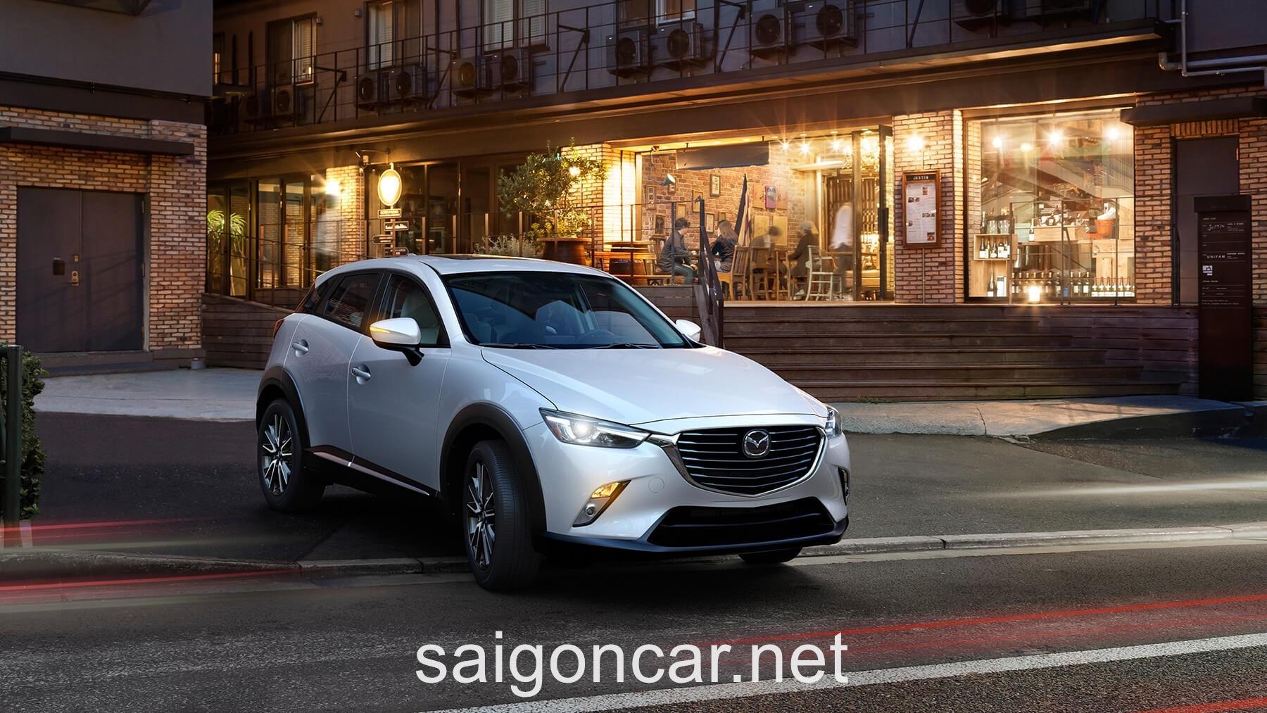 Mazda CX3 Dau Xe