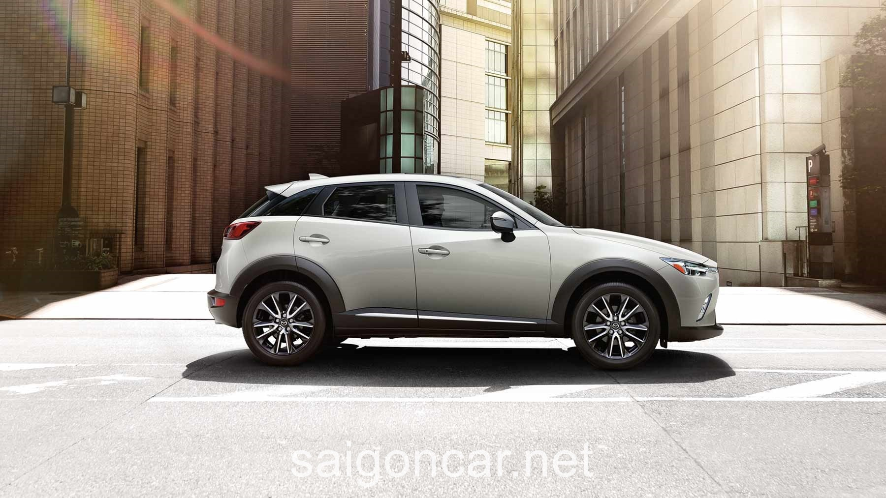 Mazda CX3 Hong Bac