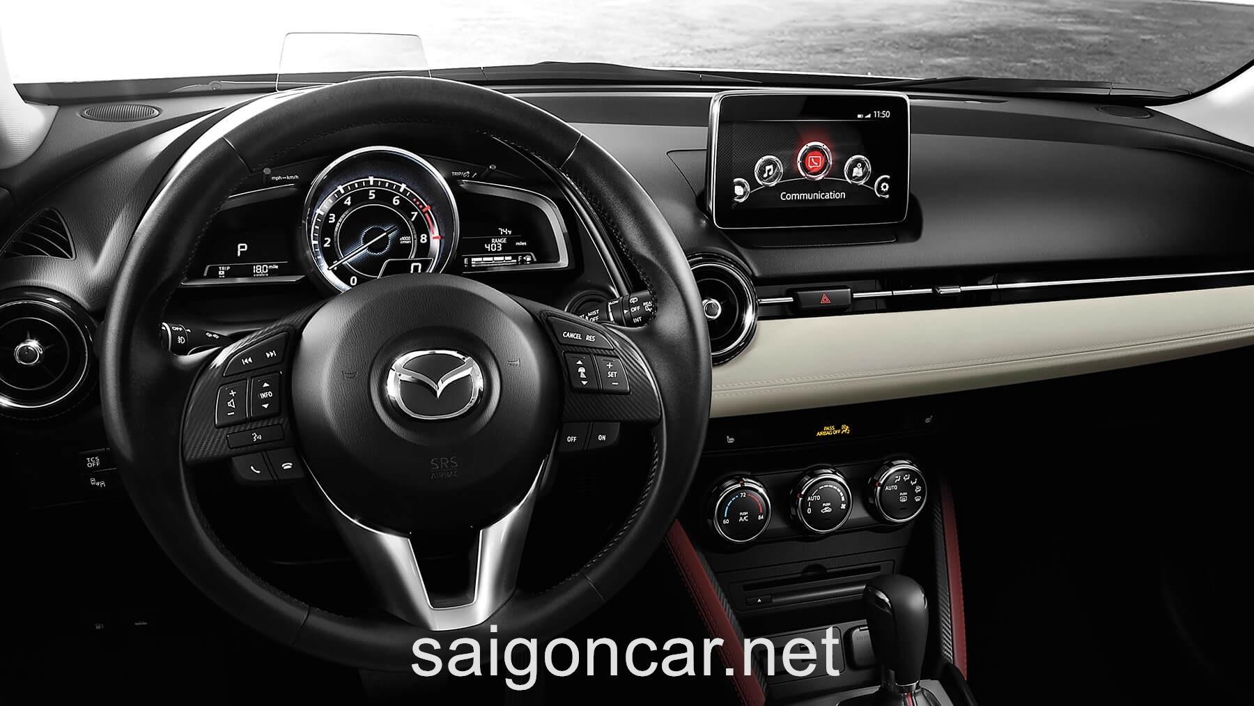 Mazda CX3 Tap Lo