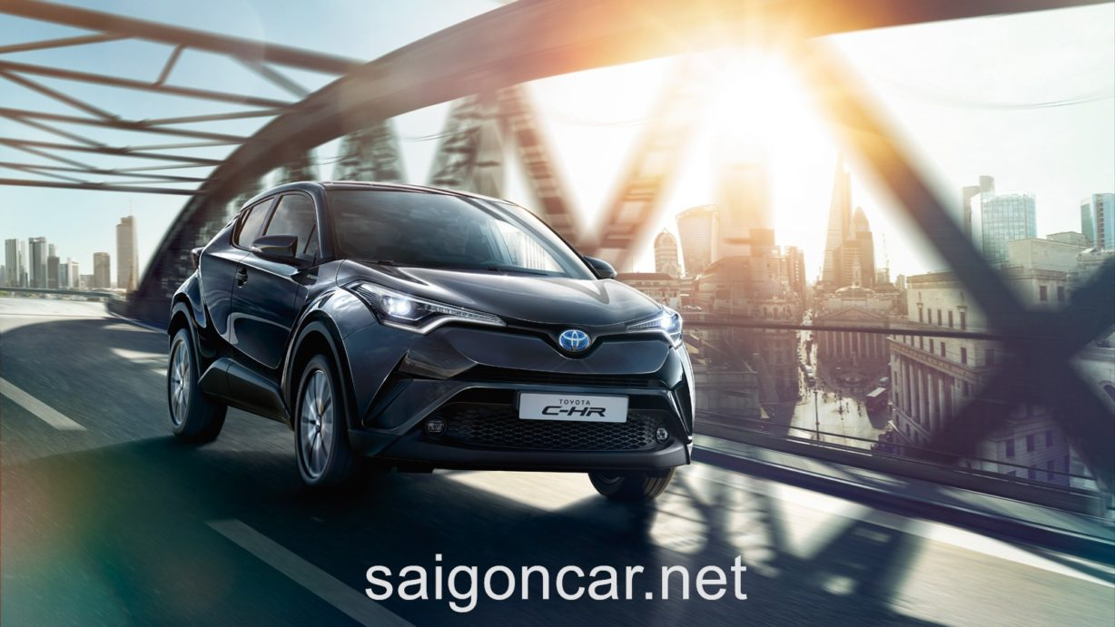 Toyota C-HR Dong Co