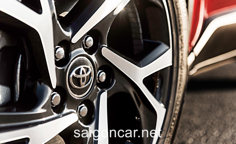 Toyota C-HR La Zang