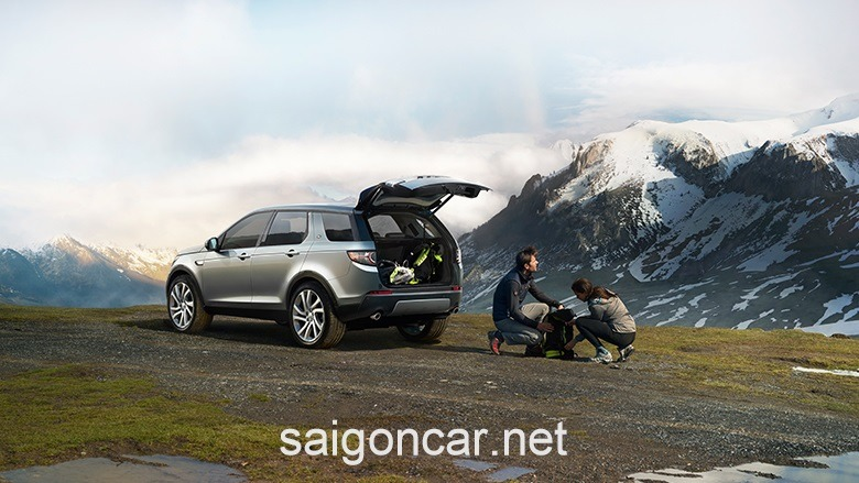 Discovery sport Cop Xe