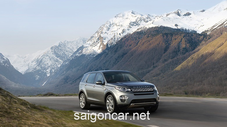 Discovery sport Dong Co 4