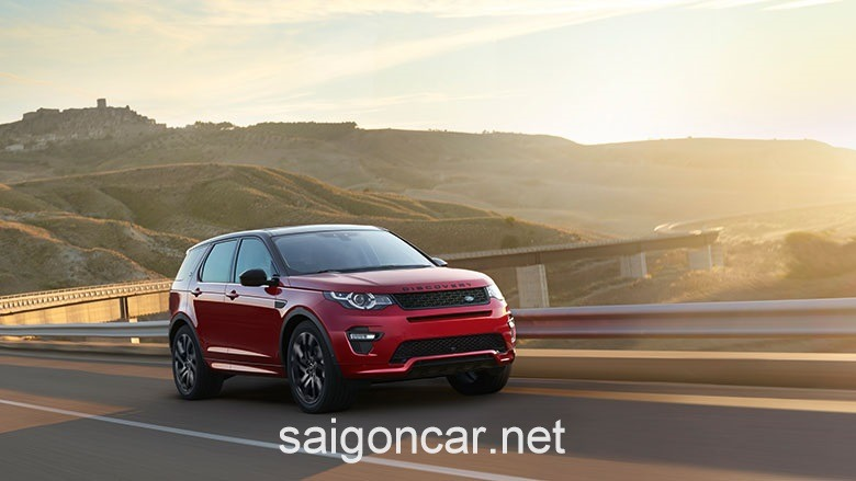 Discovery sport Dong Co