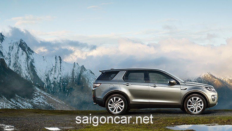 Discovery sport Hong Bac