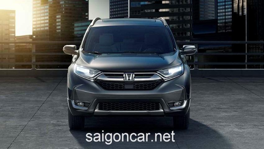 Honda CR-V Dau Xe