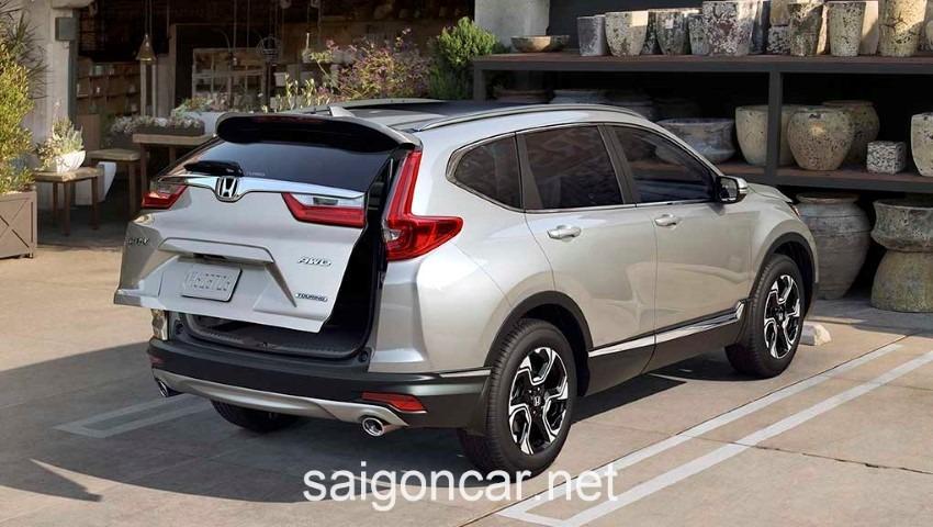 Honda CR-V Duoi Trang