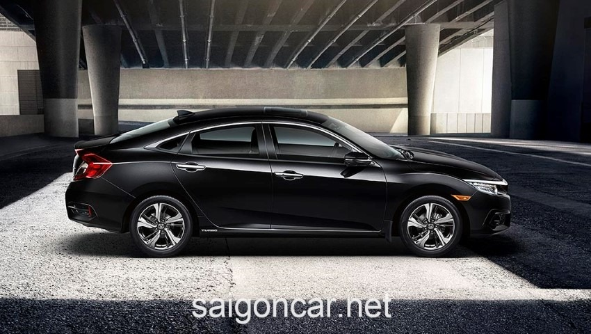 Honda Civic Den Sau