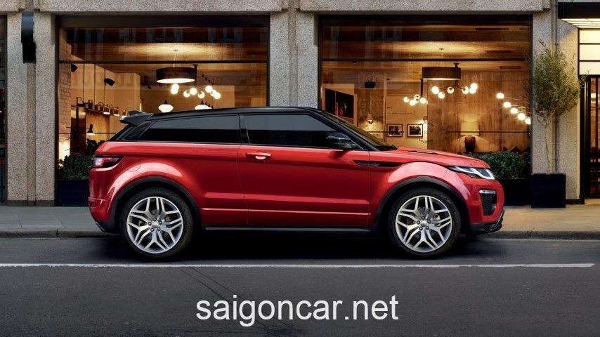 Land Rover Evoque Tong Quan