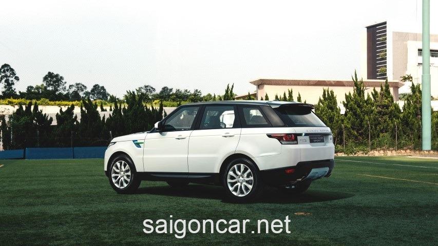 Land Rover Sport Hong Xe