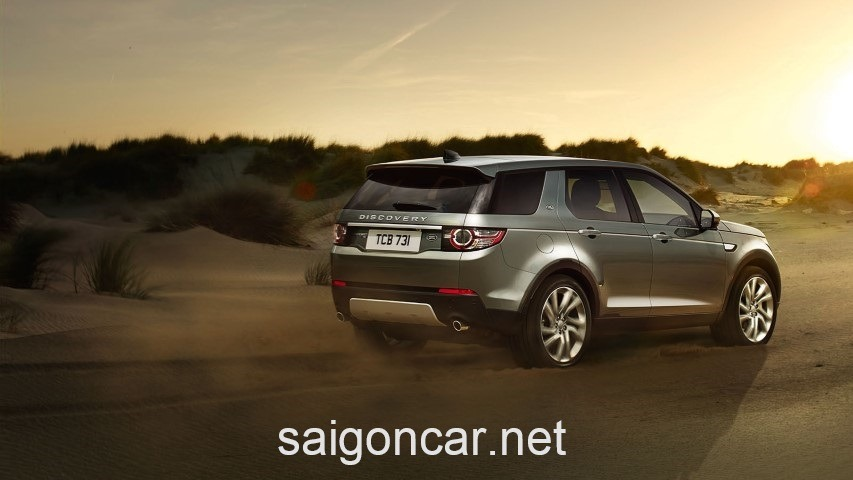 New Discovery Sport Tong Quan