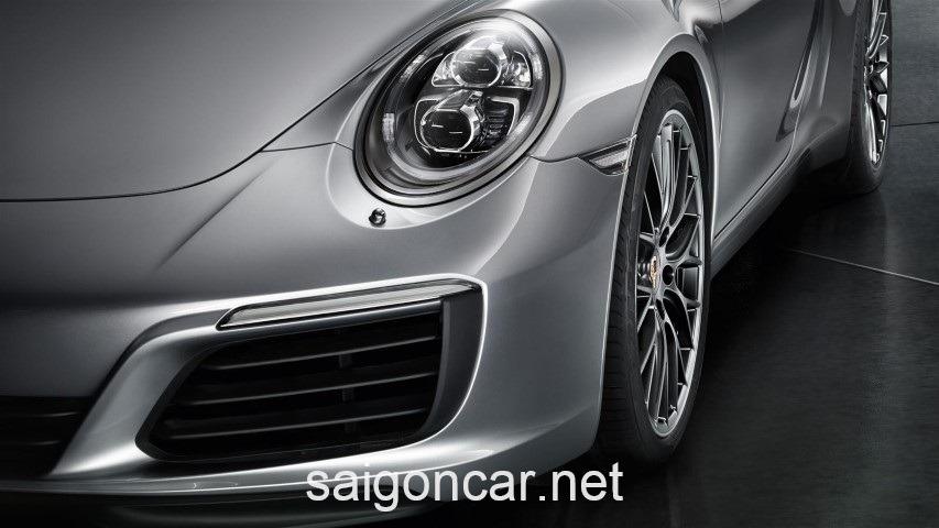 Porsche 911 Den Xe