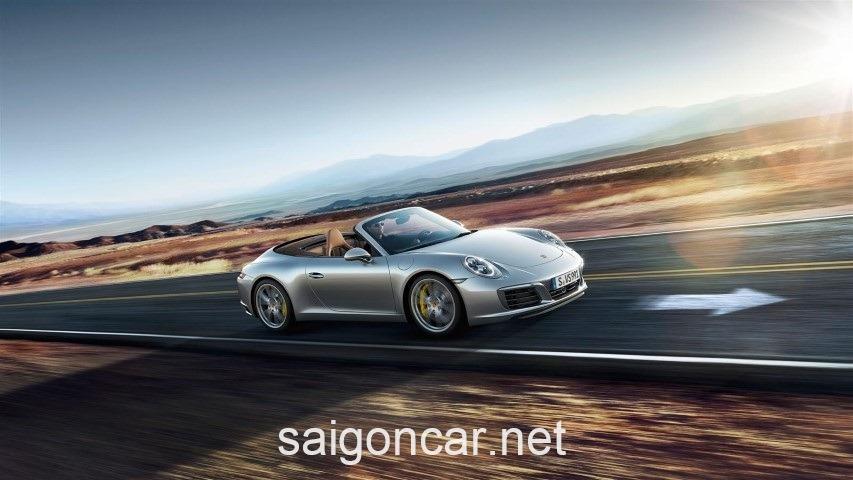 Porsche 911 Dong Co 4