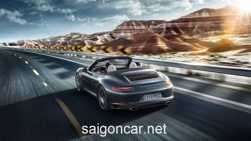 Porsche 911 Hong Xe 2
