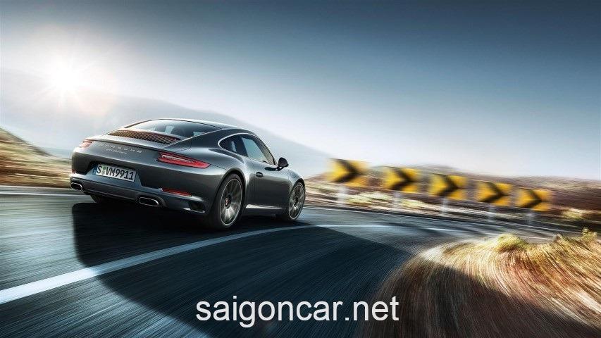 Porsche 911 Manh Me
