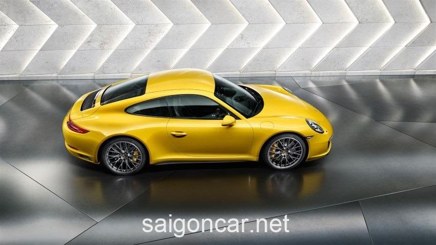Porsche 911 Mui Xe