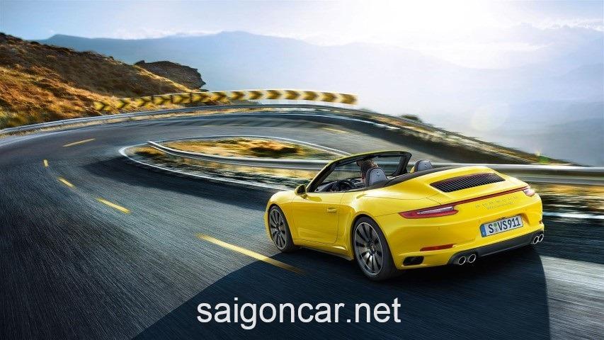 Porsche 911 Tong Quan