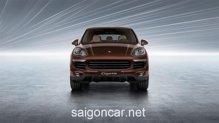 Porsche Cayenne Dau Xe