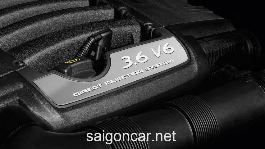Porsche Cayenne Dong Co V6