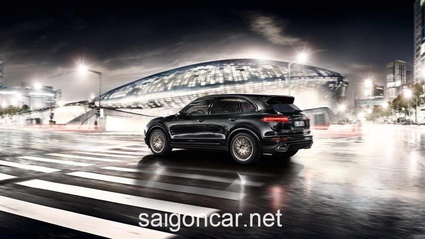 Porsche Cayenne Hong Den