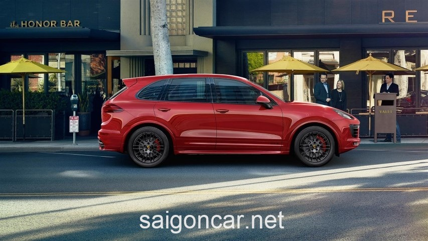 Porsche Cayenne Hong Do