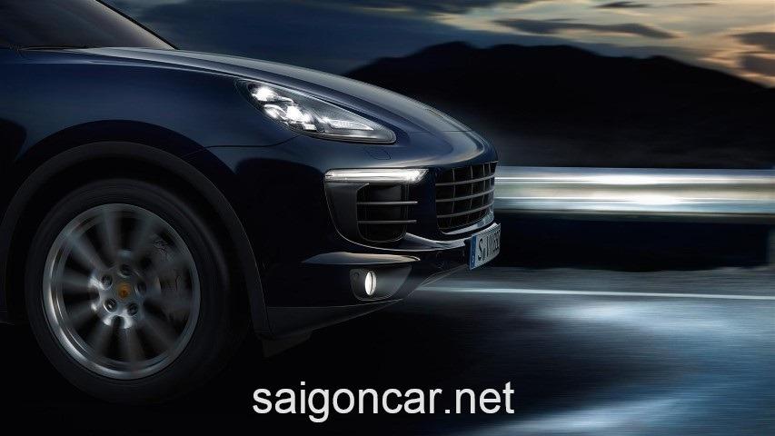 Porsche Cayenne La Zang