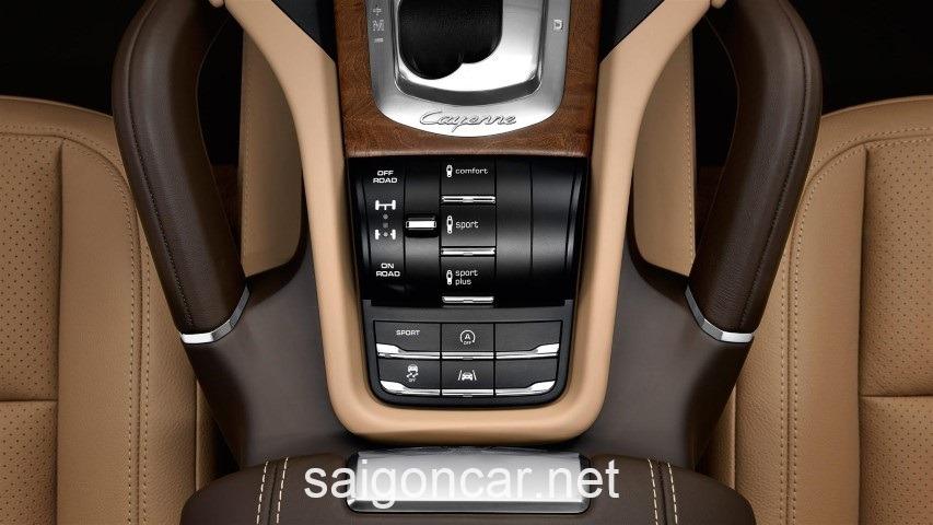 Porsche Cayenne Tap Lo