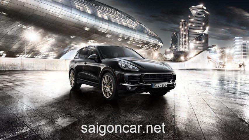 Porsche Cayenne Tong Quan