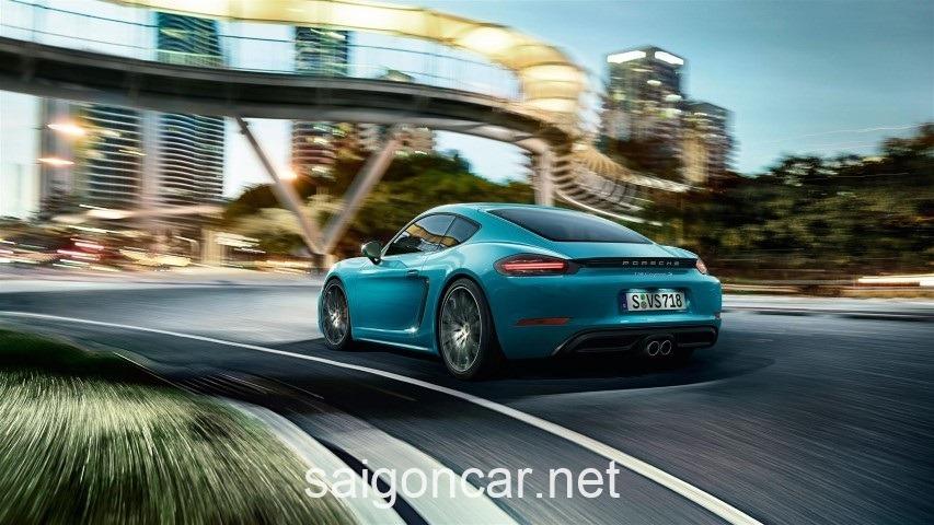 Porsche Cayman Dong Co 2