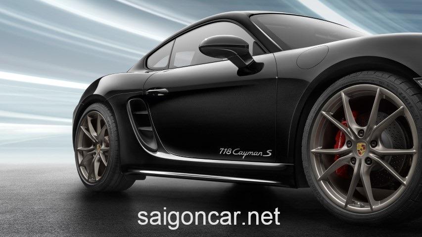 Porsche Cayman La Zang